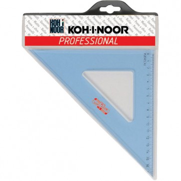 Linea Professional in plexiglass Koh-i-noor - Squadra 45° - 36 cm - V0750
