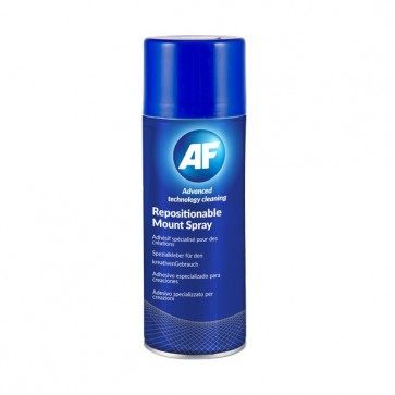 Spray collante riposizionabile 400ml AF -  ARMS400