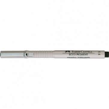 Penna Ecco-Pigment Faber Castell - 0,4 mm - 166499