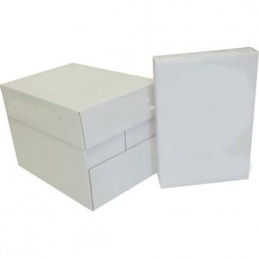 Carta A4 White Label per ufficio - A4 - 80 g/mq (conf.5 risme)