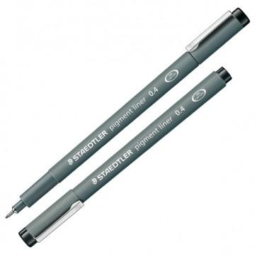 Pennarello Pigment Liner 308 - nero - 0,4mm - Staedtler