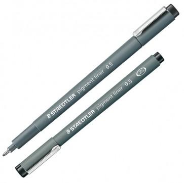 Pennarello Pigment Liner 308 - nero - 0,5mm - Staedtler