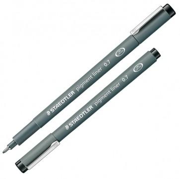 Pennarello Pigment Liner 308 - nero - 0,7mm - Staedtler