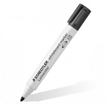Pennarelli Lumocolor whiteboard 351 - tratto 2,0mm - nero - Staedtler