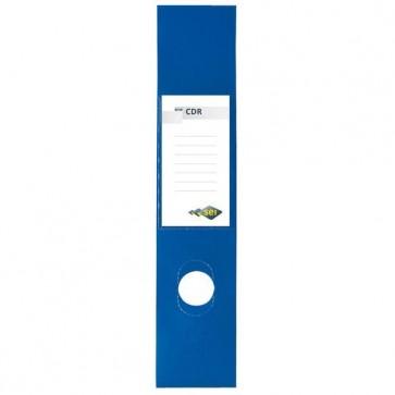 Copridorso CDR - PVC adesivo - blu - 7x34,5 cm - Sei Rota - conf. 10 pezzi