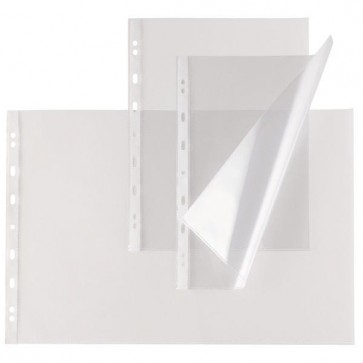 Buste forate Atla T - pesante - liscio - 42x30 cm (album) - trasparente - Sei Rota - conf. 10 pezzi