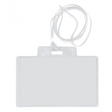 Portanome Pass 3 E C - cordoncino - 9,5x6 cm - Sei Rota - conf. 100 pezzi