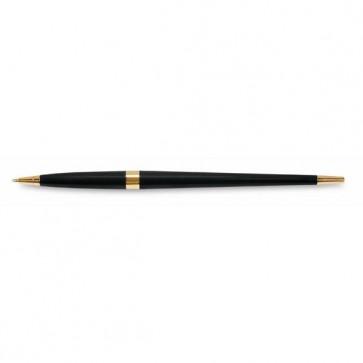 Penna ricambio con refill - diametro 10,00mm - nero - Lebez - conf. 10 pezzi