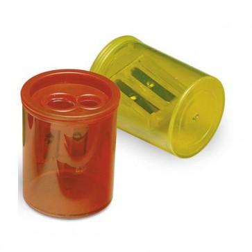 Temperamatite Noris con contenitore - 2 fori  - Lebez