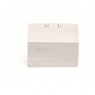 Schede ricambio - per schedario rotativo ABS - Niji Italiana - conf. 240 pezzi
