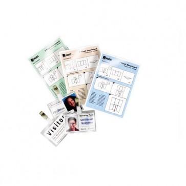 Pouches - A2 - 426x600 mm - 2x125 micron - GBC - scatola 50 pezzi