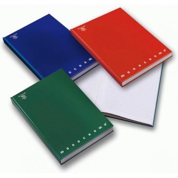 Quaderno Monocromo - A5 - quadretto 5mm - 60 fogli - 80gr - cartonato - Pigna