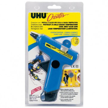 Pistola per colla a bassa temperatura UHU - 13x21 cm - D1521