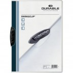 Cartellina Swingclip Durable - 3mm - 30 fogli - assortiti - 2284-00 (conf.5)