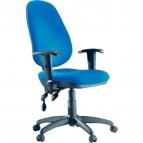 Sedia operativa ergonomica Boogie Unisit - blu - OBOB/MB