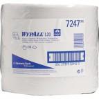 Panno per pulizia WYPALL® in bobina Wypall - 100% fibra riciclata - 700 ff - H 38cm, Ø 23,5cm - 7247