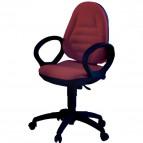 Sedia ergonomica Tango Unisit - amaranto - ERGAS/MC6 / MTAS/MR