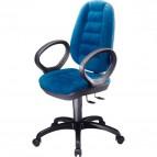 Sedia operativa ergonomica Mambo Unisit - blu - CRSY/MB