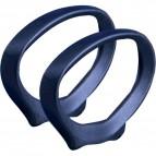 Coppia di braccioli per sedie Unisit - ACCBRLIF2