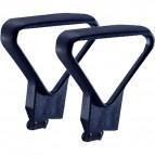 Coppia di braccioli per sedie Unisit - ACCBRTHF2
