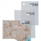 Buste trasparenti AereaSei Rota - 70x100 cm - 467010