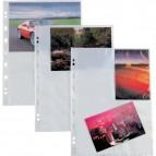 Buste trasparenti Atla F Sei Rota - 4 spazi (15x21 cm) - 662503 (conf.10)
