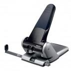 Perforatore Leitz 5180 per alti spessori - nero/grigio metallizzato - 51800195