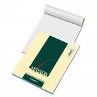 Blocchi punto metallico ARISTON Blasetti - A5 - bianco - 70 ff - 1068 (conf.10)