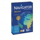 Carta Office Card Navigator - A4 - 160 g/mq - 170 µm - 0010CE (risma 250 fogli)