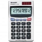 Calcolatrice tascabile EL 379 SB Sharp - EL 379 SB