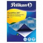 Carta da ricalco Handfilm 205 Pelikan - blu - 0C46GH (conf.100)