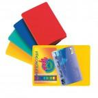 Buste porta carte di credito Sei Rota - assortiti - 2 tasche - 48421290 (conf.5)