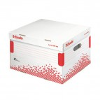 Scatole archivio Speedbox Esselte - 36,4x26,3x43,3 cm - 623913 (conf.15)