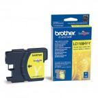 Originale Brother inkjet cartuccia A.R. 1100 - giallo - LC-1100HYY