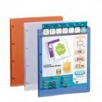 Raccoglitore personalizzabile Polyvision Elba - trasparente - 100201432