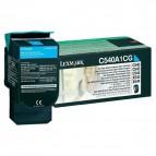Originale Lexmark laser toner - ciano - C540A1CG