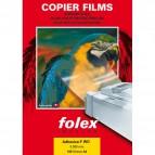 Film adesivo Folex - A4 - bianco opaco - 26240.050.44000 (conf.100)