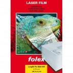 Film per stampanti laser e copiatrici Folex - bianco mattato - 140 my - 29738.140.44000 (conf.100)