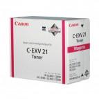 Originale Canon 0454B002AA Toner C-EXV21M magenta