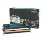 Originale Lexmark laser toner - ciano - C734A1CG