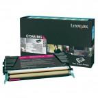 Originale Lexmark laser toner - magenta - C734A1MG