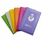 Biglietti e buste colorati Ellebi Sadoch - 9x14 cm - 8020 (conf.10)