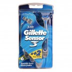 Rasoio usa e getta Gillette - 3014260700003 (conf.4+2)