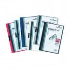 Cartelline Duraclip® Durable - 3 mm - Capacità 30 fogli - azzurro - 2200-06