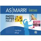 Carta fotografica lucida Premium AS Marri - Extra lucida - 13x18 cm - 265 g/mq - 9175 (conf.20)