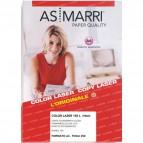 Carta fotografica lucida per stampanti laser AS Marri - 150 g/mq - 9063 (conf.250)