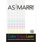 Carta fotografica lucida per stampanti laser AS Marri - 200 g/mq - 9064 (conf.250)