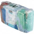 Stracci in cotone e misto cotone per la pulizia industriale e usi iginici- 36395