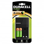 Caricabatterie Duracell - Piccolo - 4 ore - CEF14