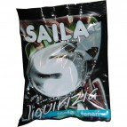 Caramelle Saila - menta liquirizia - 100 gr - 7263304